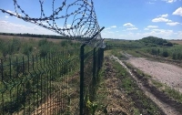 Между Крымом и Украиной возведут двухметровый забор