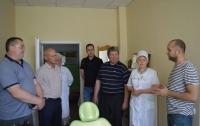 Якість + доступність: в Бабанській лікарні відкрили новий стоматологічний кабінет