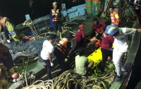 Не менее 40 человек погибли при страшном кораблекрушении в Таиланде