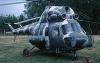 Возле Краматорска разбился военный вертолет, экипаж погиб