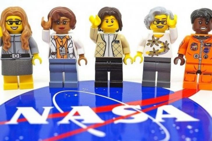 Lego создаст коллекцию статуэток «Женщины NASA»