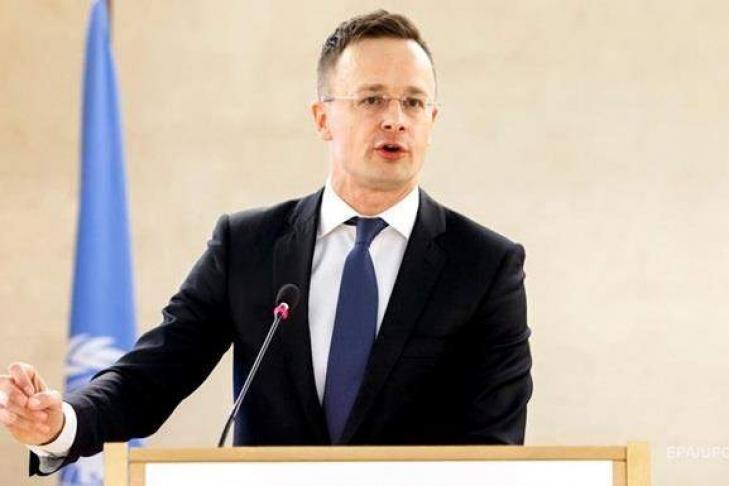 Венгрия: Украина раз заразом наносит Европе удары вспину