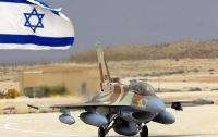 ВВС Израиля атаковали Газу в ответ на ракетный обстрел