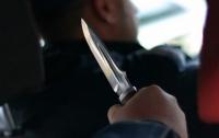 В Киеве иностранцы изрезали таксиста и похитили автомобиль