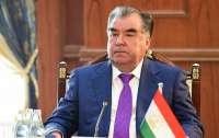 В Таджикистане выбрали президента