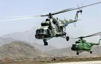В Ираке разбился военный вертолет, экипаж погиб