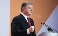 Порошенко пожалел об обещании быстро завершить АТО