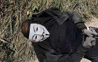 СБУ задержала киллера в смешной маске и спасла бизнесмена