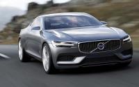 Volvo рассекретил новое купе Concept Coupe (ФОТО)