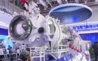 Китай представил макет основного модуля собственной космической станции