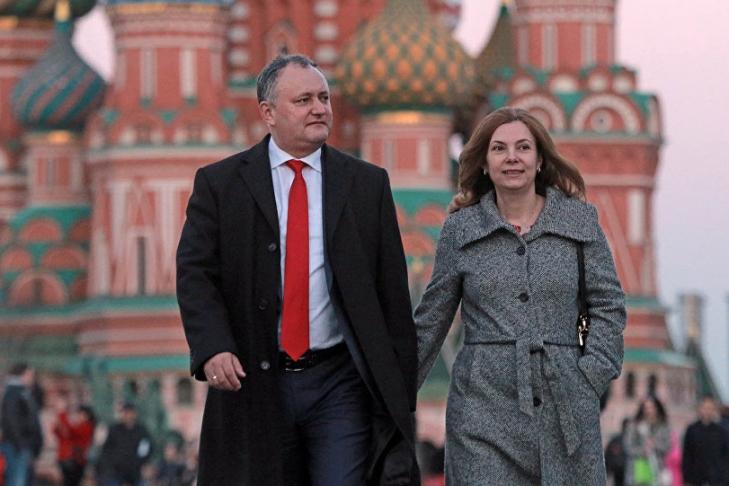 ВМолдове никто нерискнет официально признать Крым русским - Додон