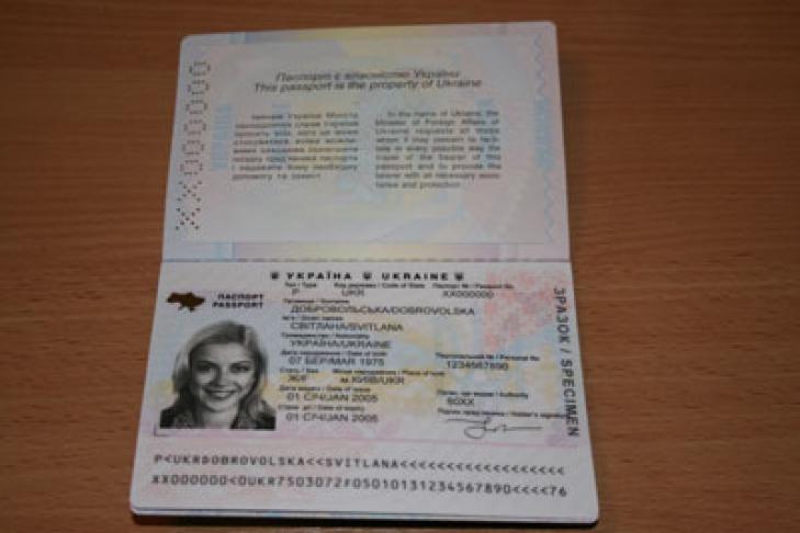Бланк на оплату загранпаспорта в московской области