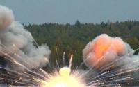 Под Луганском ракетой взорвали авто с украинскими военными