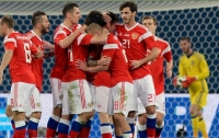 Сборная России – худшая среди всех команд ЧМ-2018