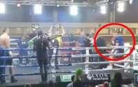 Профессиональный боксер получил нелепую травму перед боем