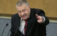 Жириновский признал, что Россия удерживает Украину