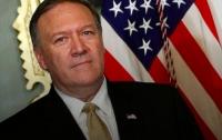 Россия работает против интересов США в Украине, - госсекретарь Помпео