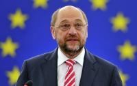 Мартин Шульц выступил за солидарность ЕС в вопросе санкций против России