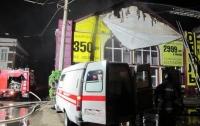 Пожар в отеле Одессы: По делу задержали еще троих подозреваемых