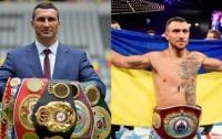Ломаченко и Кличко признаны лучшими боксерами века