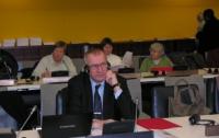 Глава ФПУ Юрий Кулик выступил перед ООН в Нью-Йорке