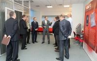 Делегация ICAO (Международной организации гражданской авиации) посетила предприятия «ЕДАПС» консорциума