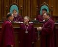 Конституционный суд Украины впервые с 2014 года заработал в полном составе