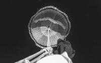 NASA протестировало парашют на Марсе, который будет доставлять грузы на планету