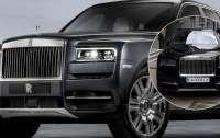 В Киеве появился новый герой парковки на Rolls-Royce