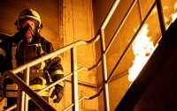 Пожар в Черкассах: горела многоэтажка, есть пострадавшие