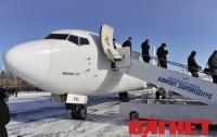 В России запретили проносить жидкости на борт самолета