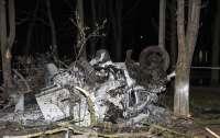 Смертельное ДТП в Одессе: автомобиль влетел во двор