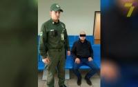 В Одессе задержан иностранец с поддельными паспортами