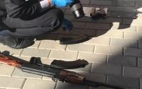 На Волыни добытчики янтаря взяли в заложники полицейского