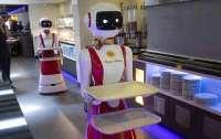 Роботы-официанты будут обслуживать клиентов ресторана в Нидерландах