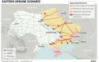 Разведка США опубликовала возможные сценарии нападения на Украину (ФОТО)
