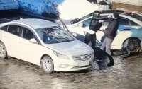 В Киеве арестован водитель убившый пешехода
