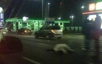 Под Киевом автомобиль насмерть сбил человека