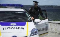 В Киеве патрульные подстрелили мужчину, который находился в розыске