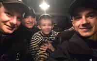 Во Львове мать оставила на улице трехлетнего ребенка