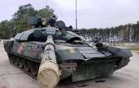 Минобороны проводит испытания модернизированного образца танка Т-72