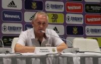 Михаил Фоменко: «Сильно критиковать игроков не надо»