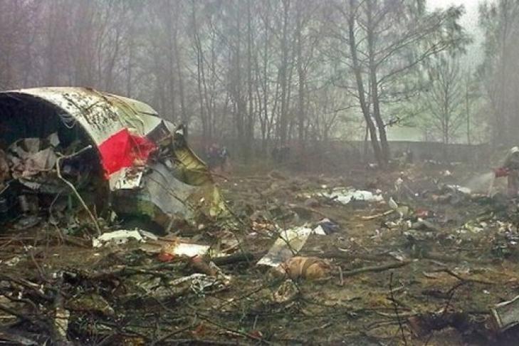 Уконтрразведки Польши есть сверхсекретное объявление — Смоленская трагедия