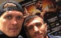 Усик и Ломаченко вошли в ТОП-5 лучших боксеров по версии The Ring