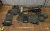 Бойцы ВСУ захватили российскую огневую точку (фото)
