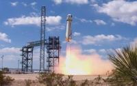 Ракета New Shepard компании Blue Origin взлетела на рекордную высоту (ВИДЕО)