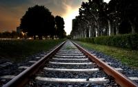 На Волыни поезд переехал мать с сыном