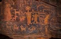 Ученые нашли доисторический наскальный рисунок