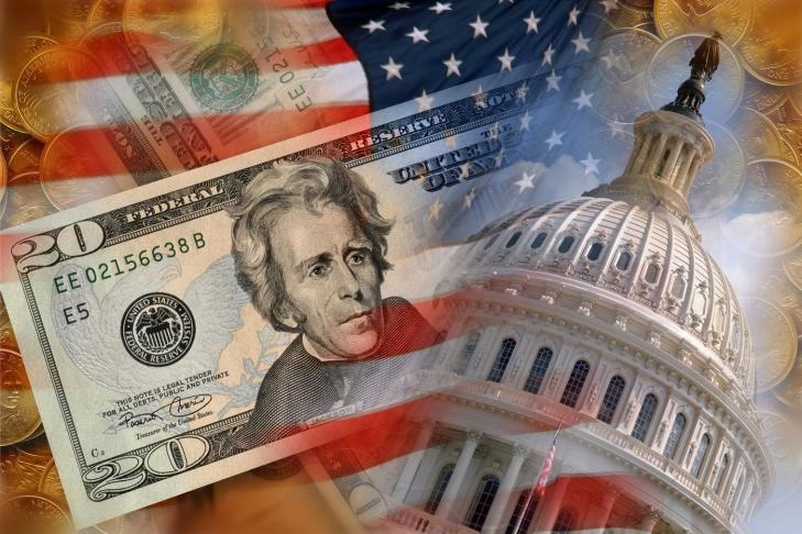 Штатская экономика удерживает умеренный рост -- ФРС