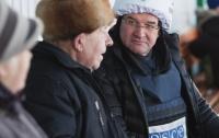 Глава ОБСЕ заявил, что шокирован визитом на Донбасс